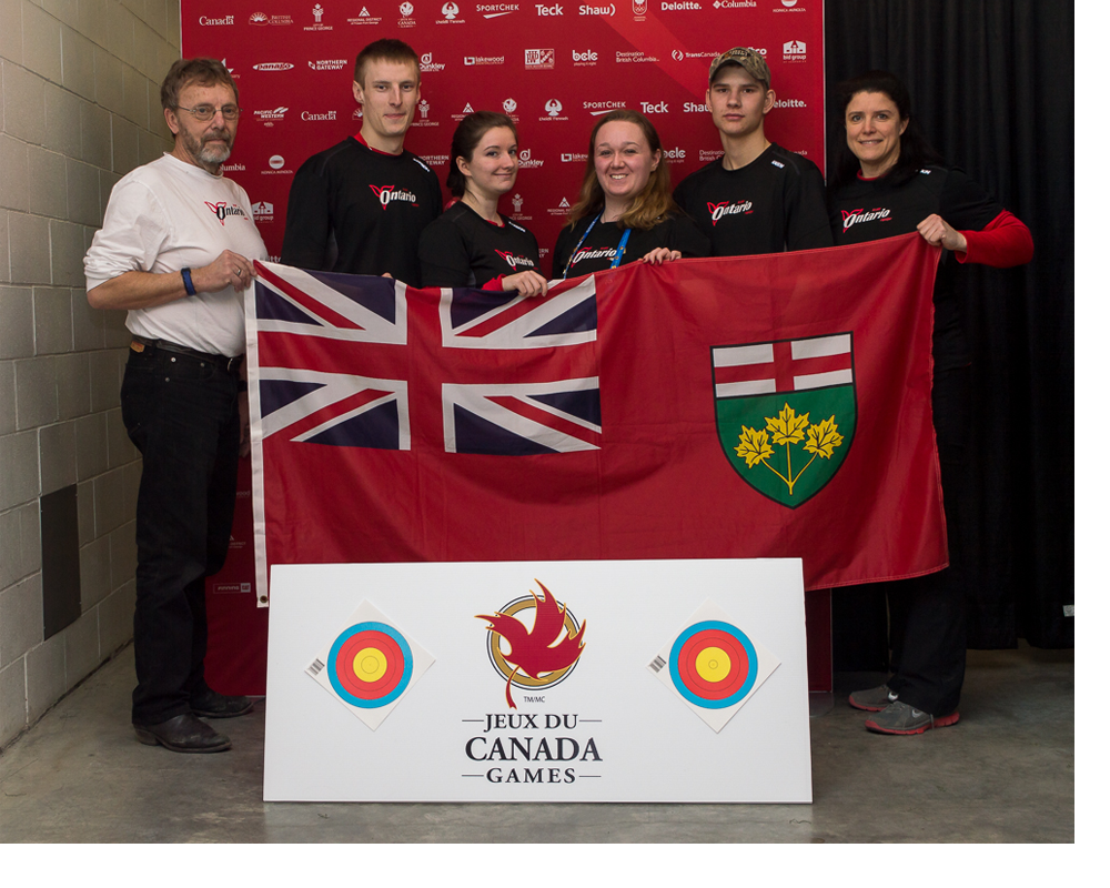 Canada Winter Games Team